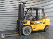Caterpillar GP45K used gas forklift