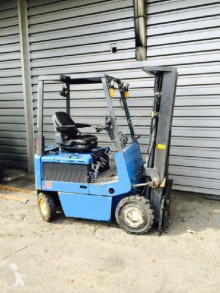 Nissan Fpo1l15u used electric forklift
