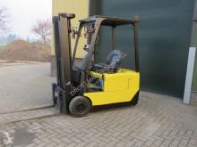 Elektrický vozík Hyster j1,60xmt heftruck elektrische triple sidesift accu bj 2016
