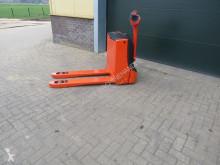 Pallestabler Linde t16 palletwagen elektrische bj 2014 zeer goed medfølgende brugt