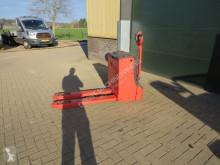 Linde t16 palletwagen elektrische bj 2015 zeer goed pallet truck used pedestrian