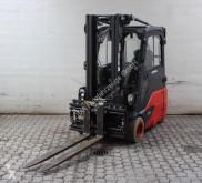 Linde E 18 L/386-02 EVO used electric forklift