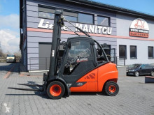 Carretilla elevadora carretilla de gas Linde H35T-02 Side shift
