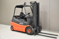Linde electric forklift E 25/600-02 E 25/600-02