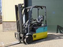 Komatsu fb15m2r heftruck elektrische triple sidesift met maar 8279 uur elektrický vozík použitý