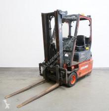 Linde E 16/335-02 elektrický vozík použitý