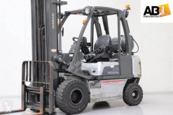 Nissan used gas forklift