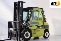 Clark C40 used gas forklift