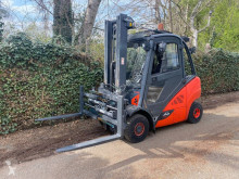 Linde H25D Rotator chariot diesel occasion