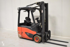 Linde E 16-02 E 16-02 used electric forklift