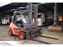 Linde diesel forklift H 80 D, Sideshift, Truckcenter Apeldoorn