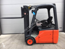 Linde E14-01 used electric forklift