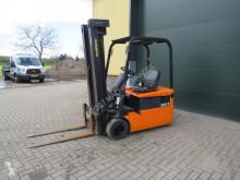 Daewoo heftruck elektrische met 3 deligemast en sidesift zeer goed elektrický vozík použitý