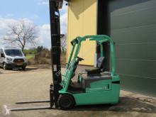 Mitsubishi 2,0 heftruck elektrische 7m hefhoogte met sidesift el-truck brugt