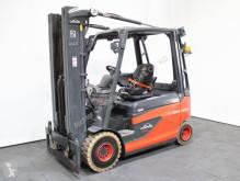 Linde E 25 PL 387 elektrický vozík použitý