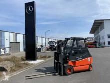 Linde Dieselstapler E30 / 02 / 600 - Triplex: 4.34m! / Batterie 2015