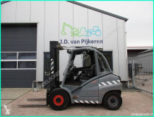 Linde H45D 4,5t diesel triplex 5,45m + 4x hydrauliek chariot diesel occasion