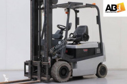 Nissan Q-02-L-25-CU used electric forklift
