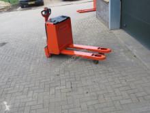 Linde t20 palletwagen elektrische bj 2015 zeer goed Niederhubwagen gebrauchter mit Deichsel