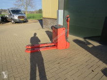 Linde gyalogkíséretű raklapemelő t16 palletwagen elektrische bj 2015 zeer goed