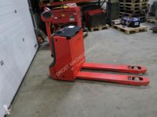 Транспалетна количка Linde t16 palletwagen elektrische met maar 9,7 uur is nieuwe ръчноводим втора употреба