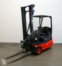 Vysokozdvižný vozík elektrický vysokozdvižný vozík Linde E 16 C/335
