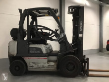 Nissan U1D2A25LQ 4 Whl Counterbalanced Forklift <10t Forklift used