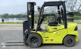 Clark GTS30D used diesel forklift
