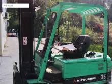 Mitsubishi FB25K-PAC Forklift used