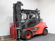 Gasdriven truck Linde H 80 T-03/900 396