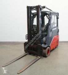 Chariot électrique Linde E 18L 386