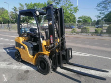 Caterpillar GP25N wózek na gaz używany