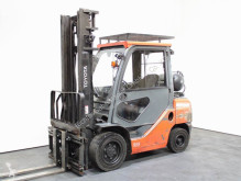 Toyota 02-8 FGF 30 used gas forklift