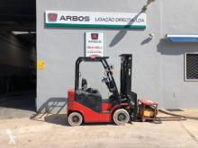 Vysokozdvižný vozík Hangcha J15 2011 elektrický vysokozdvižný vozík ojazdený