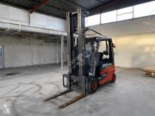 Empilhador elevador empilhador eléctrico Linde E30 397