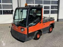 Linde P250 / 2.669h / Batterie 05-2017! / Schlepper chariot diesel occasion