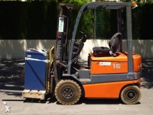 Toyota FBMF used electric forklift