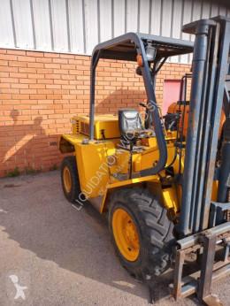 Diesel heftruck Uromac STH 1700 All terrain forklift