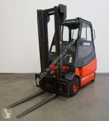 Vysokozdvižný vozík elektrický vysokozdvižný vozík Linde E 25/600/336-02
