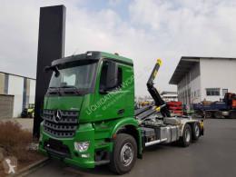 Mercedes-Benz Arocs 2643 6x2 New hook truck truck used hook arm system