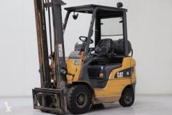 Vysokozdvižný vozík Caterpillar GP18NT ojazdený