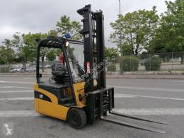 Vysokozdvižný vozík elektrický vysokozdvižný vozík Caterpillar EP18NT