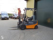 Vysokozdvižný vozík elektrický vysokozdvižný vozík Still r60 25 heftruck elektrische met maar 1224 draaiuuren 3 deligemast en sidesift
