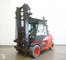 Linde H 80 T/900/396-02 used gas forklift