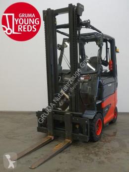 Linde E 40/600 H/388 Getränke chariot électrique occasion