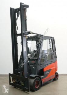 Linde E 30/600 HL/387 електрокар втора употреба