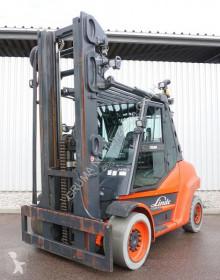 Gasdriven truck Linde H 80 T/900/396