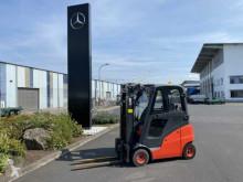 Linde diesel forklift H16D-01 / Triplex: 4.80m! / SS / nur 5.309h!