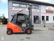 Diesel heftruck Linde H30D-02 Side shift