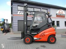 Gas heftruck Linde H40T-02 Side shift